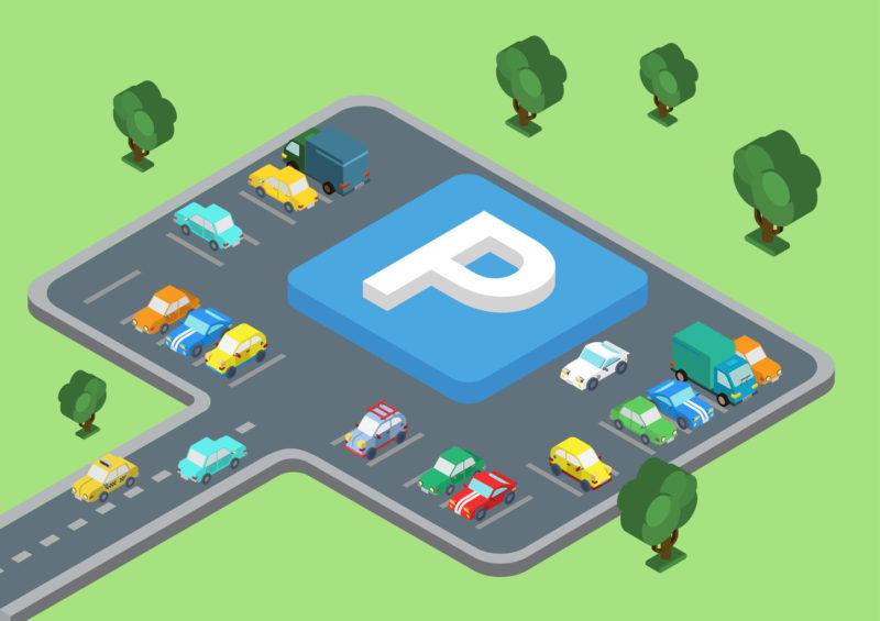 Что нужно знать для того чтобы правильно парковаться в удобном для Вас месте