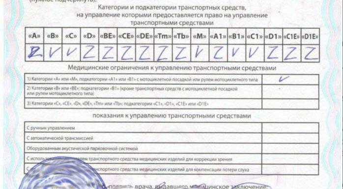 Проверить водительское удостоверение по базе