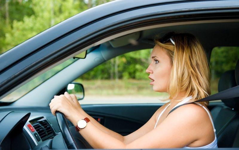 Страх перед вождение автомобиля