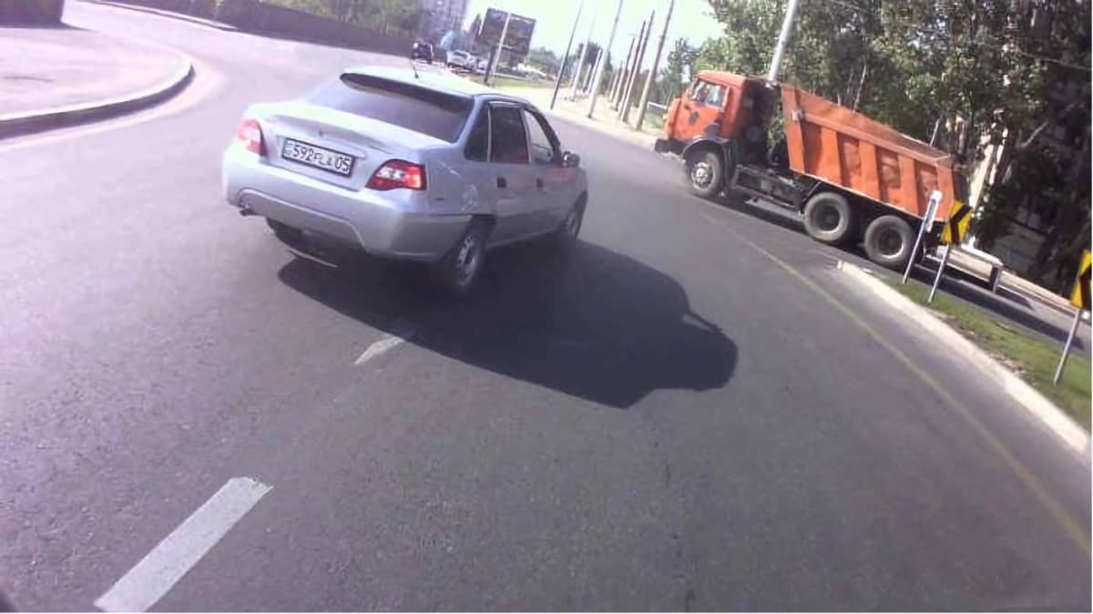 Дорожная ситуация