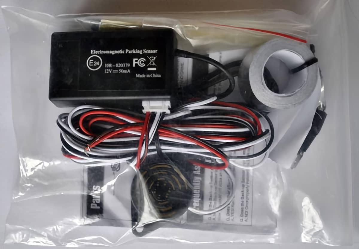 Комплект парковочного сенсора