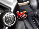 Автоматическая и механическая коробки переключения передач