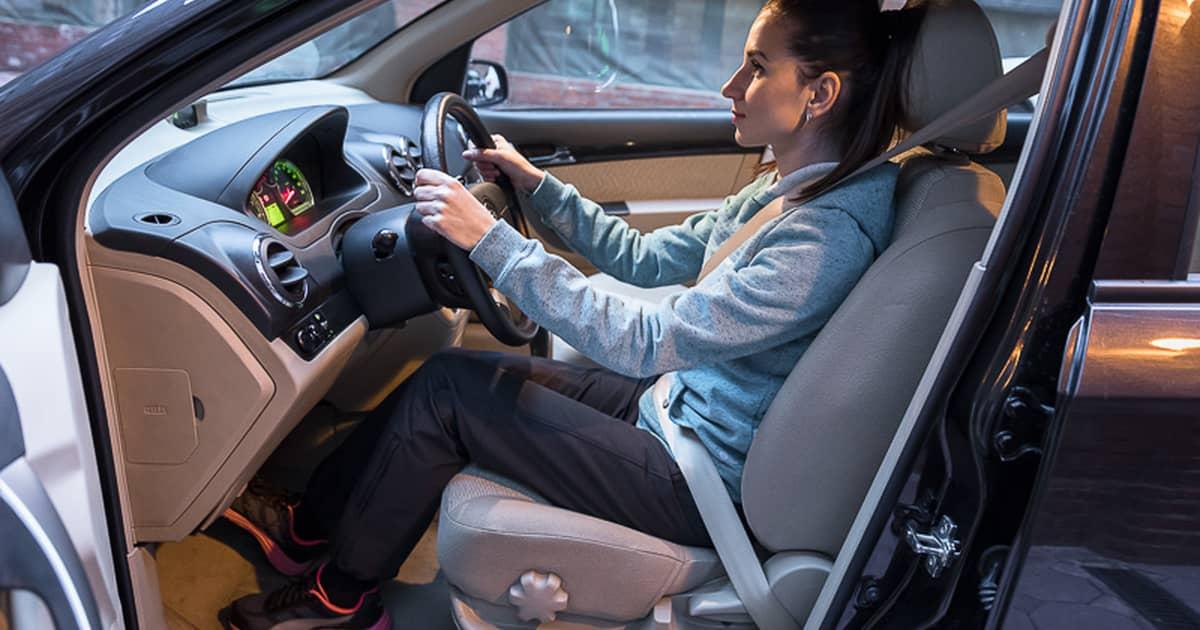Вождение автомобиля на автомат