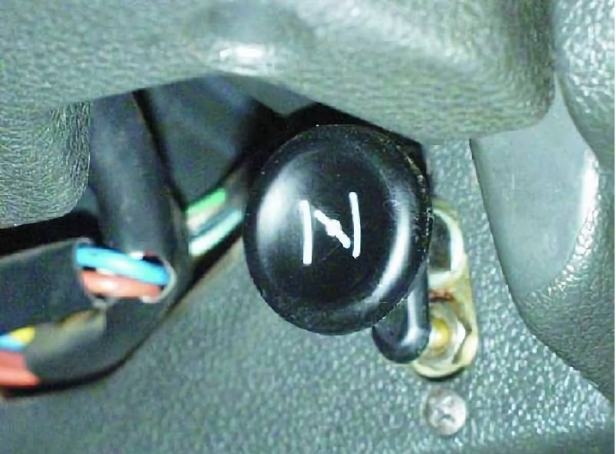Подсос в машине с карбюраторным двигателем