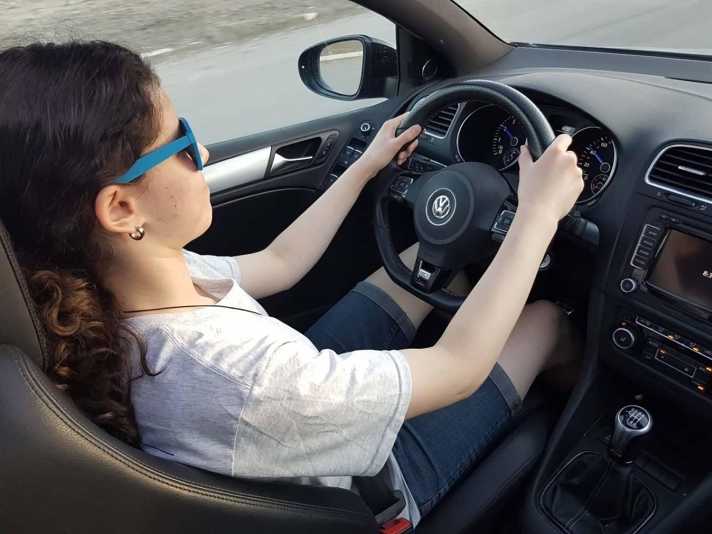 Вождение автомобиля на механике